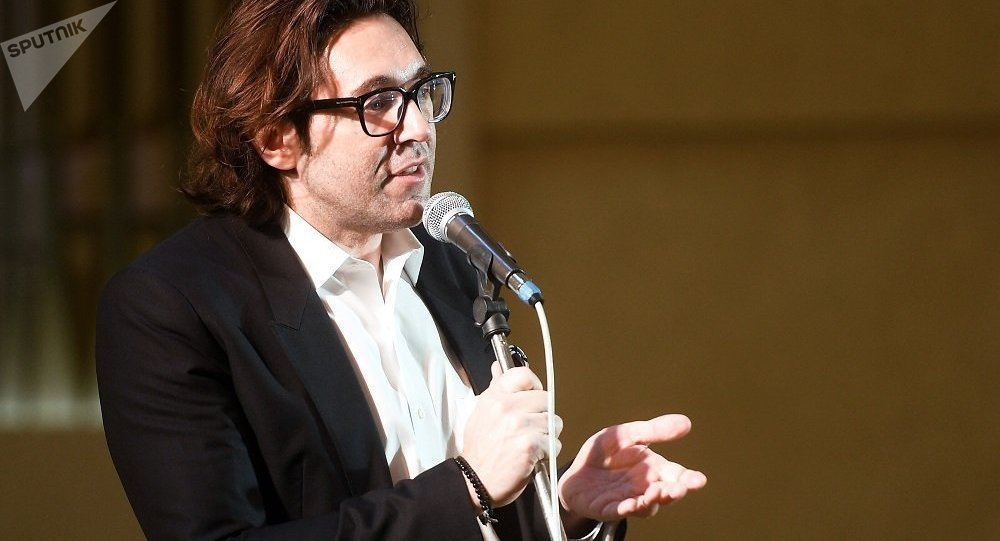 俄罗斯知名电视节目主持人安德烈·马拉霍夫