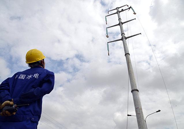 俄工业家和企业家联盟向中国电建推荐一批俄地方投资项目