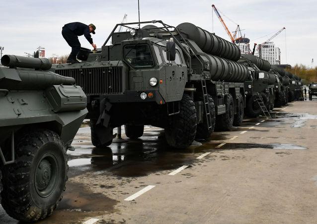 俄S-400系统对印交付工作将于2023年4月前完成