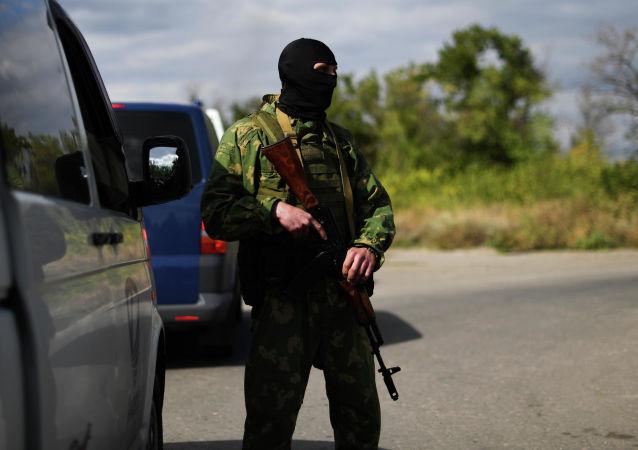 卢甘斯克人民共和国指控乌克兰从中东吸收雇佣兵