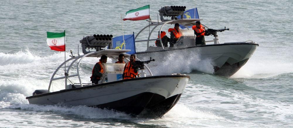 伊朗快艇(资料图片)