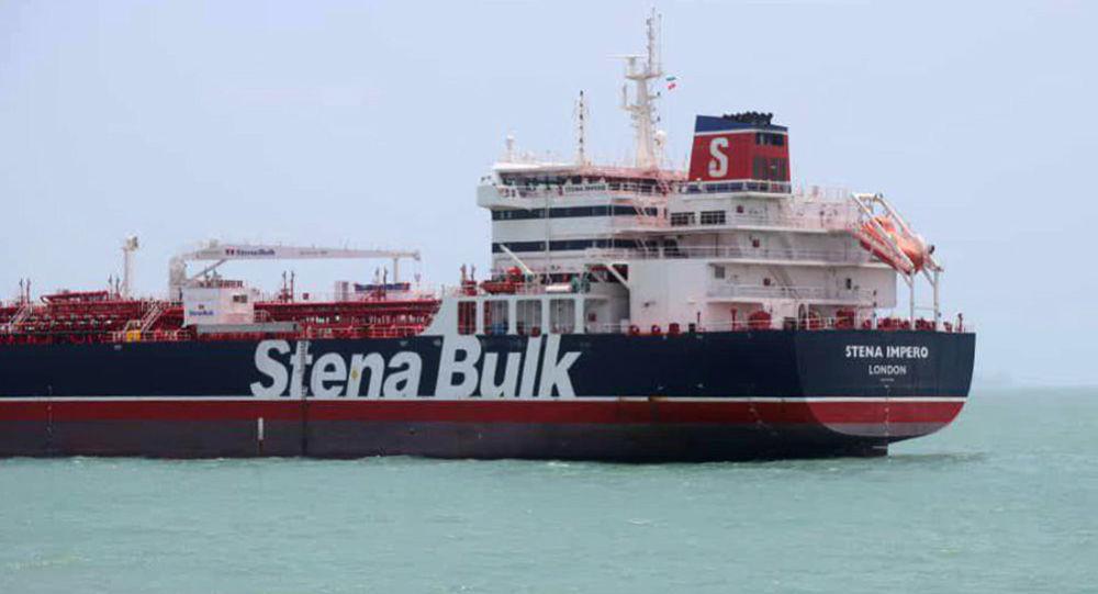 俄驻伊大使馆:伊朗当局在调查结束前不会释放被扣船员