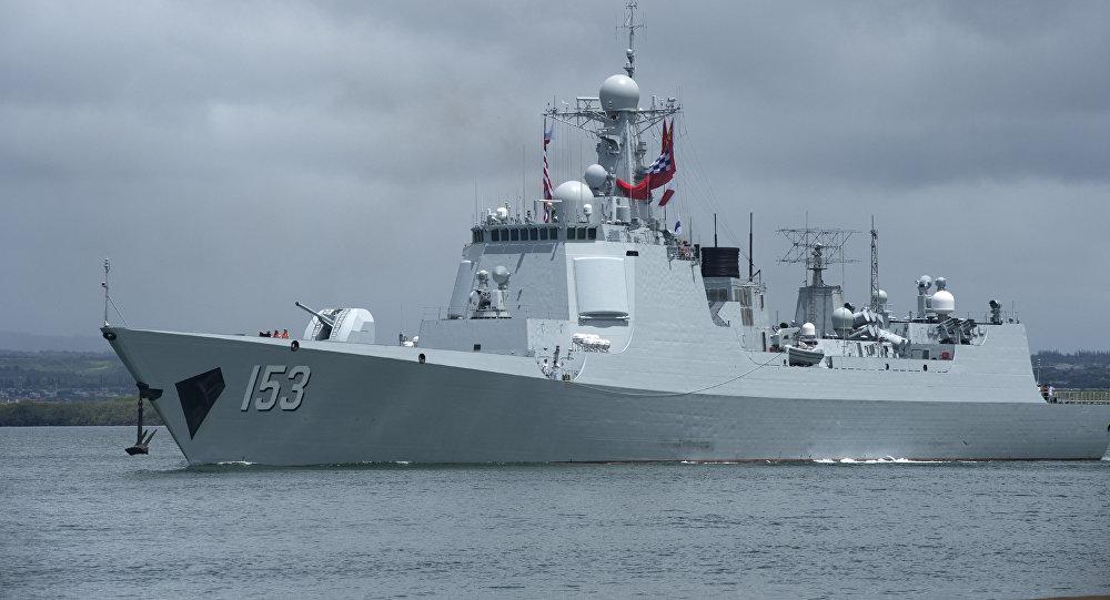 中国西安舰