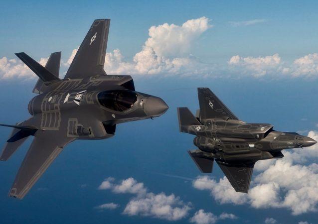 美国F-35战斗机