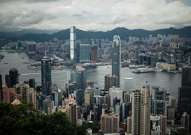 香港政府:暴力违法示威正不断扩散 将香港推向极为危险边缘 * 国际 * 香港 * 暴力 * 示威 *