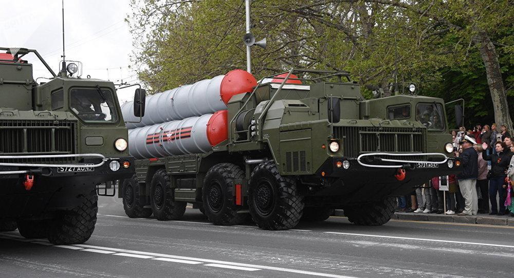 S-400防空系统将于2020年4月投入战斗值班