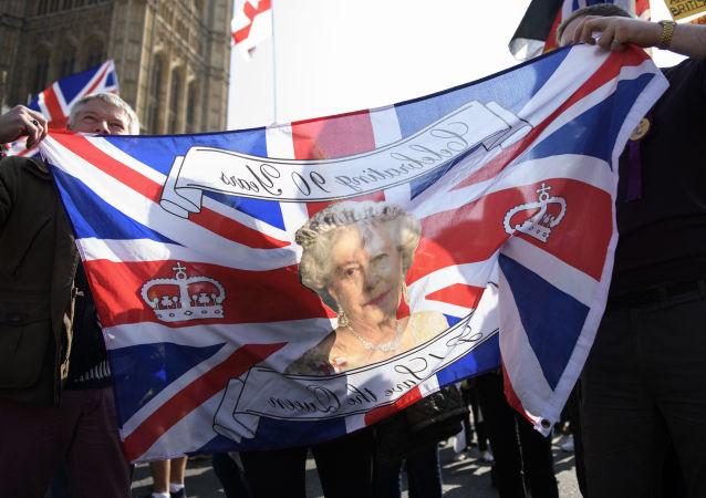 伊丽莎白二世签署英国脱欧法案