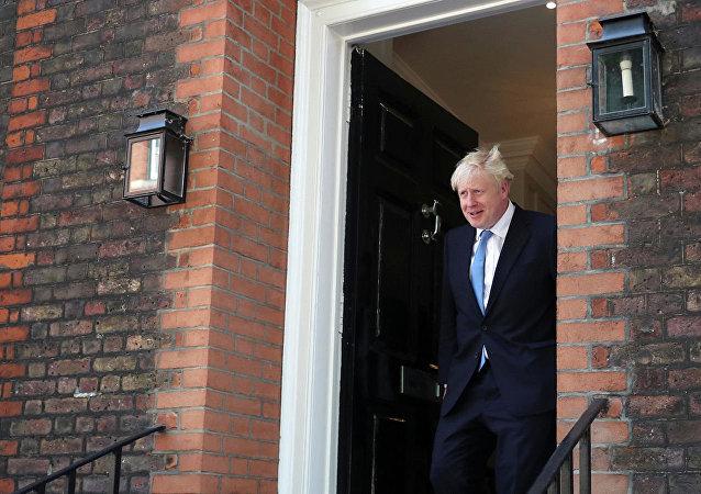 俄外交部:莫斯科并不期待约翰逊担任英国首相后俄英关系将出现变化