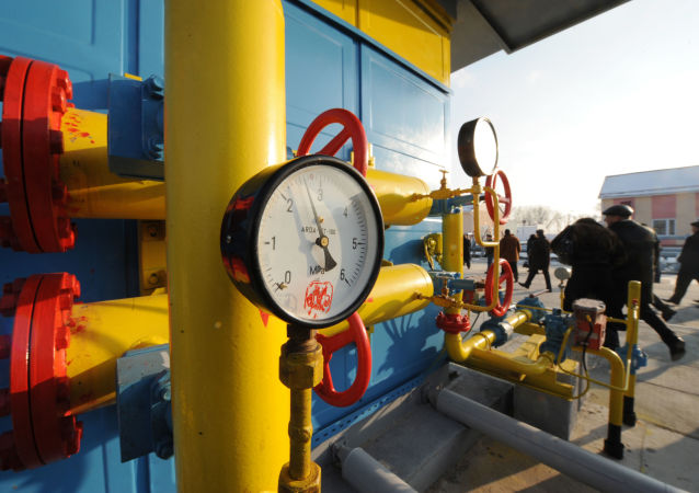 媒体:五家乌克兰公司与俄气签署1月1日起供气的天然气采购合同