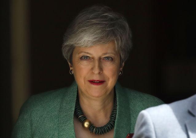 特蕾莎·梅卸任英国首相