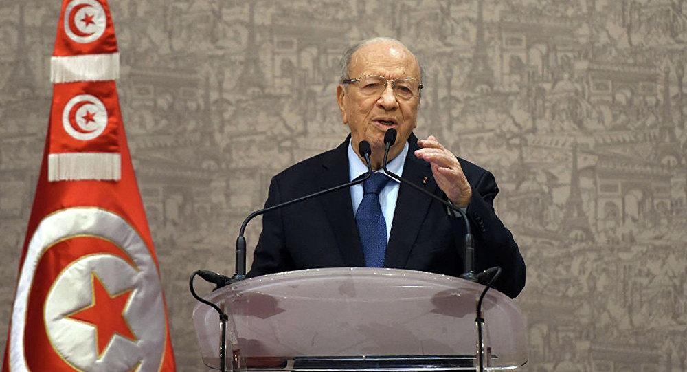 突尼斯总统埃塞卜西