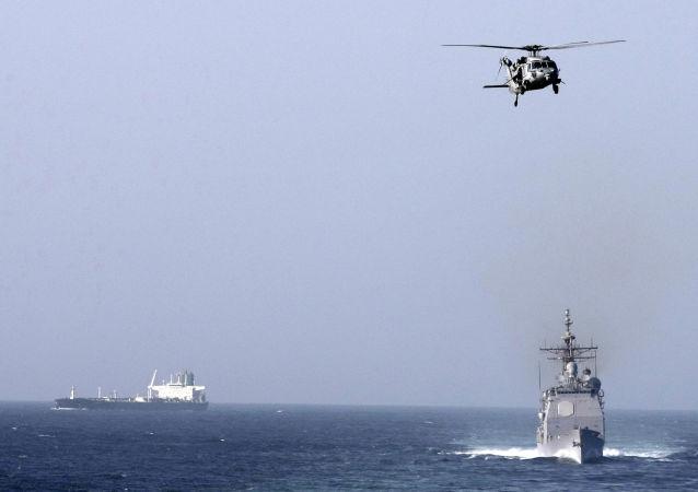 俄外交部希望霍尔木兹海峡问题不影响维也纳会谈