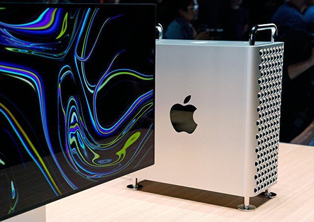 Mac Pro能用作奶酪刨丝器吗?