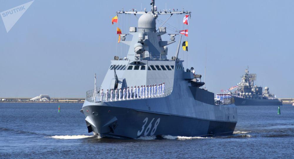 22160型巡逻舰 资料图