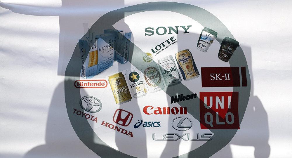 民调:韩国公民因日方制裁不愿购买日本产品