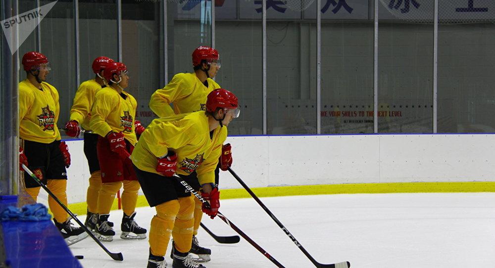 中国昆仑鸿星冰球俱乐部