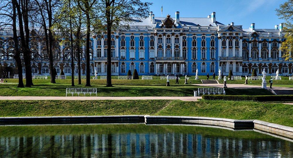 圣彼得堡,皇村博物馆