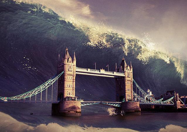 全球水灾(伦敦)