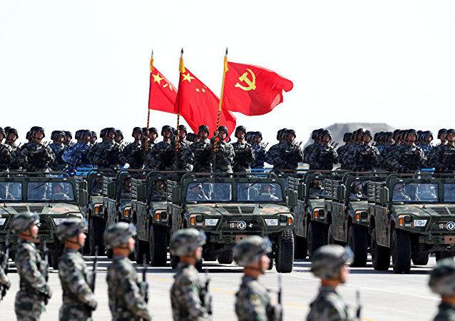 新时代中国国防白皮书直言与美冲突加剧