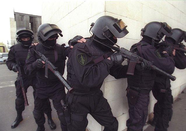 俄联邦安全局抓获一伙为IS筹款的犯罪分子