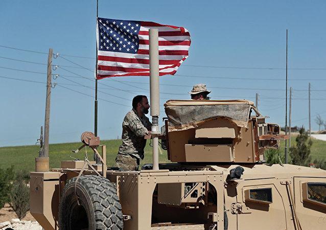 美军高官:叙境内就留500至600名美军官兵