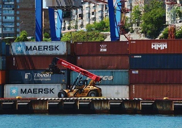 俄海洋商港协会:2019年俄海港货运量将增3%达8.5亿吨