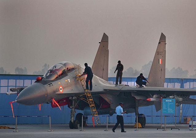 印度苏-30MKI战斗机