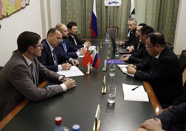 中国英特莱福油气集团或将在俄兴建油气设备制造企业