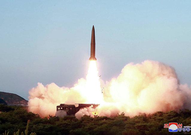 韩国国安会紧急开会讨论朝鲜射弹