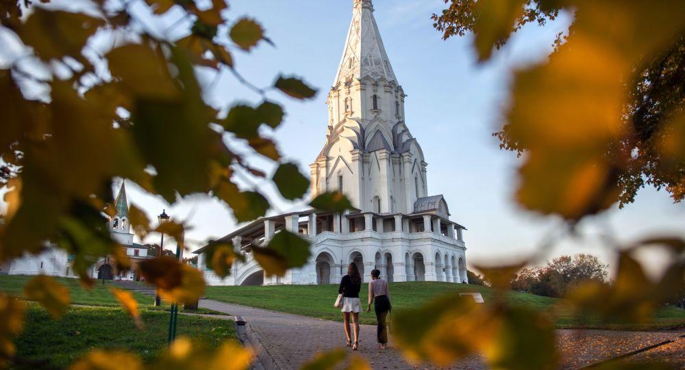 科洛缅斯科耶庄园( Kolomenskoe Museum-Reserve)