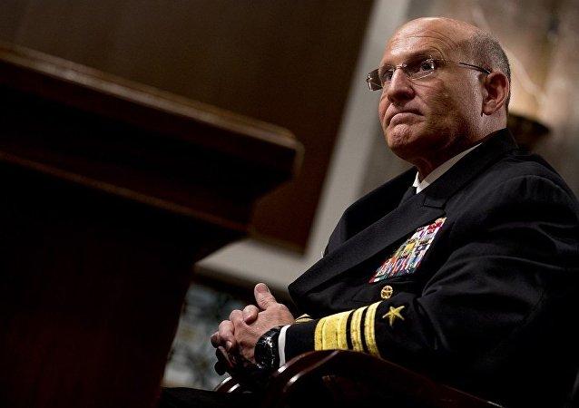 美国海军中将迈克尔·吉尔迪