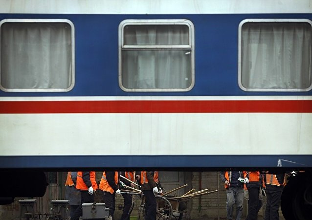 火车(资料图片)