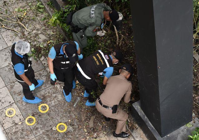 曼谷爆炸是国际恐怖主义又一次活动