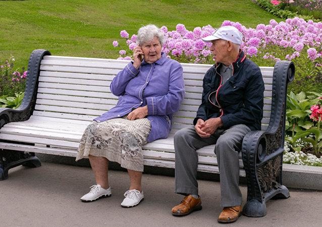 莫斯科退休人员将学习气功