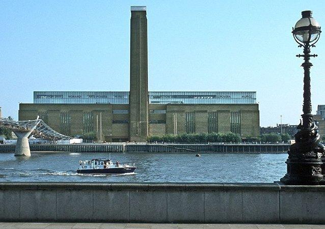 伦敦泰德现代美术馆