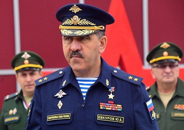 尤努斯-贝克·叶夫库罗夫