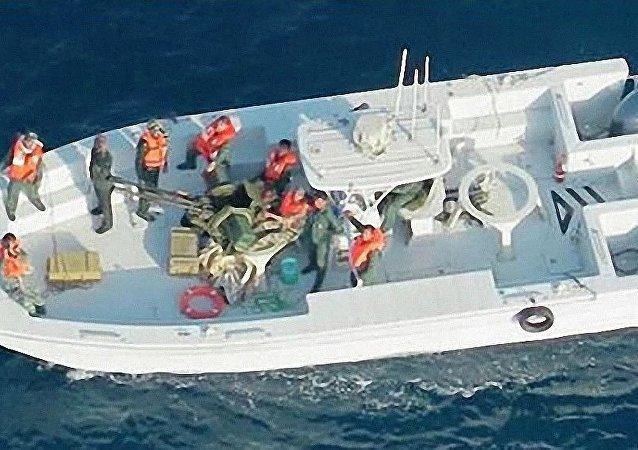 伊朗伊斯兰革命卫队巡逻快艇