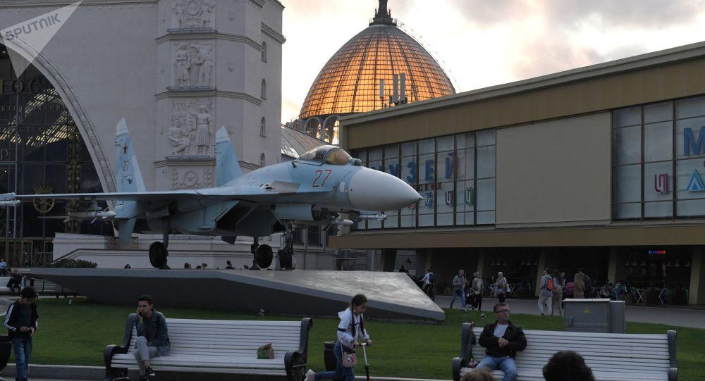 莫斯科国民经济成就展览馆(展览馆的航空航天中心)