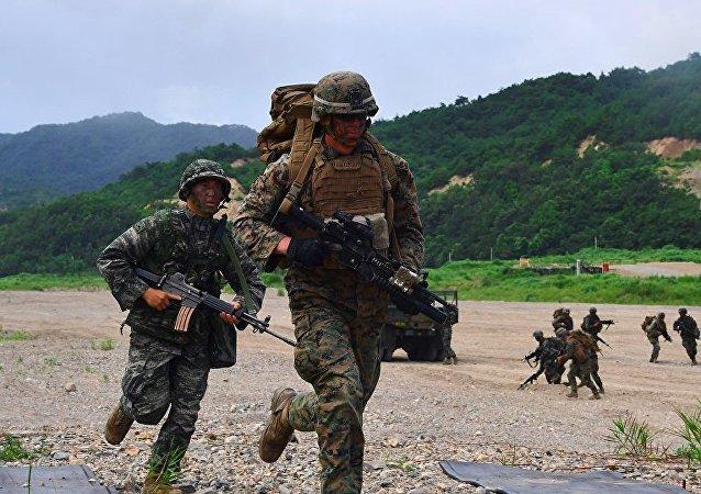 美韩2020年将继续联合军演
