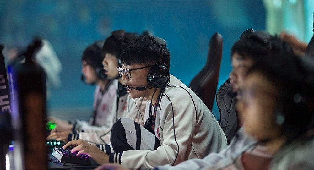 中国颁布适用于未成年人的网络游戏禁令
