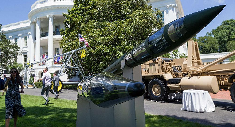 美国政客批评特朗普退出《开放天空条约》的决定