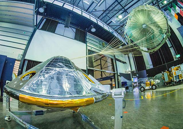 """俄欧""""火星太空生物-2020""""项目"""