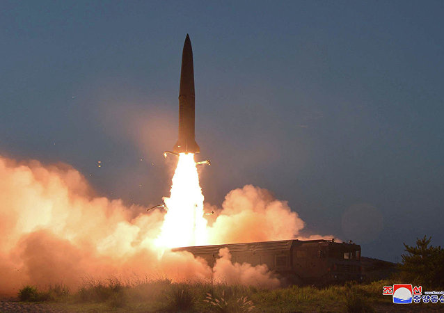 朝鲜导弹发射