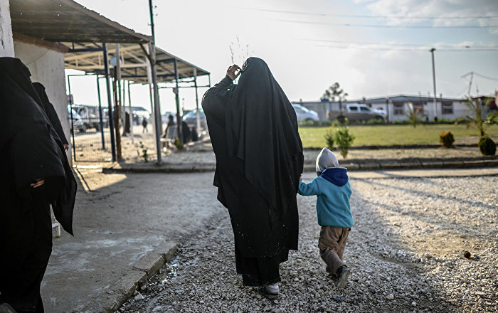 哈乌勒难民营