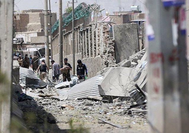 阿富汗宣布5月11日全国哀悼日悼念爆炸事件遇难者