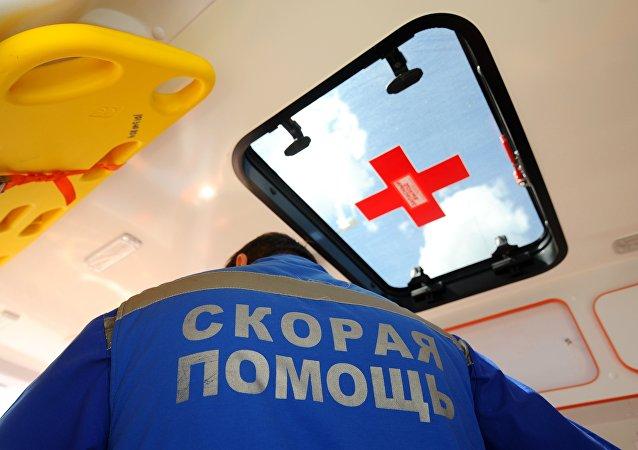 消息人士称,在阿尔汉格尔斯克州的军营发生爆炸