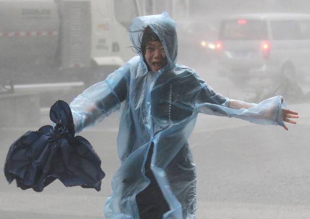 中国大陆因超强台风造成的遇难人数增至28人