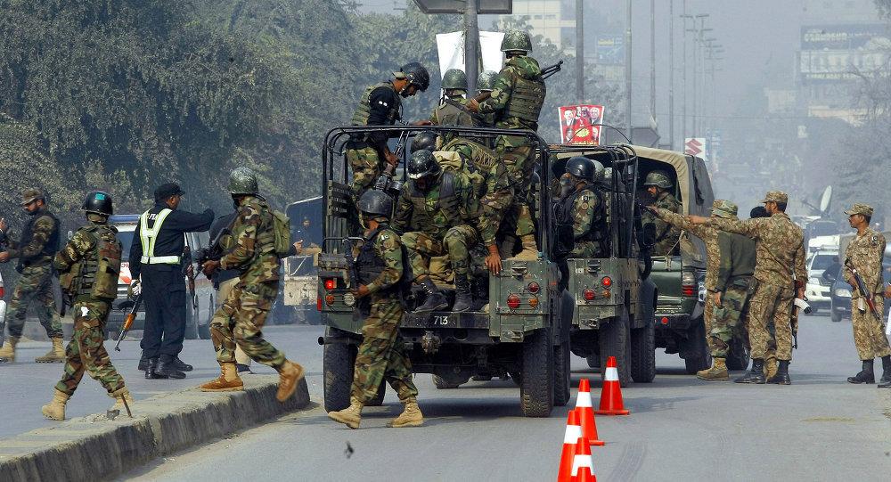 巴基斯坦军队