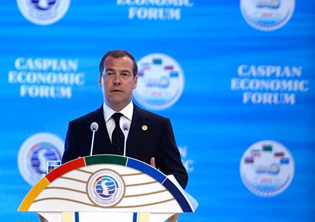 俄总理:里海国家经济不应以原材料出口为主
