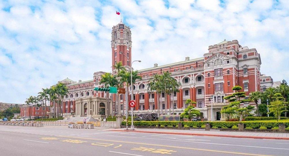 台湾为外国游客提供在台北行政长官办公室过夜的机会